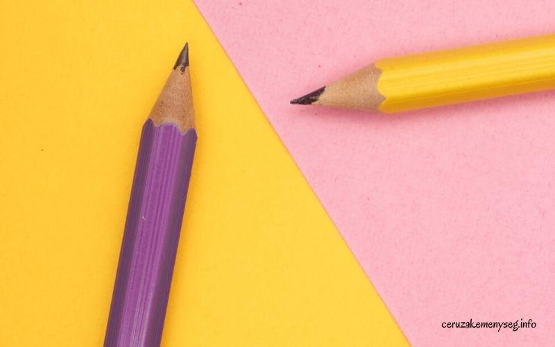 Grafit ceruzák