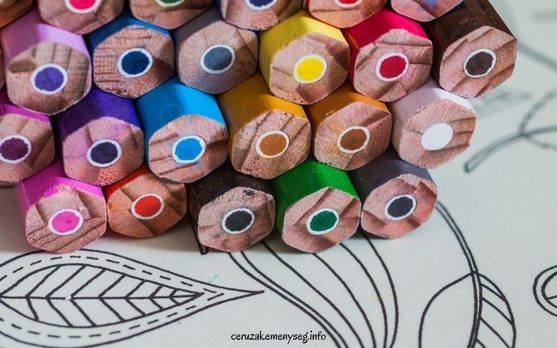 Különleges ceruza fajták
